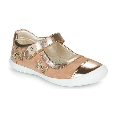 Zapatos Niña Bailarinas-manoletinas André ORIANNE Rosa