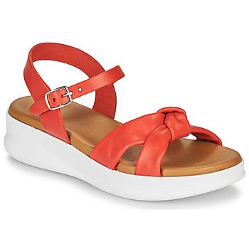 Zapatos Niña Sandalias André NORA Rojo