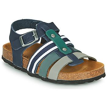 Zapatos Niño Sandalias André TRISTAN Marino