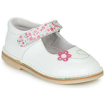 Zapatos Niña Bailarinas-manoletinas André ISABELLA Blanco
