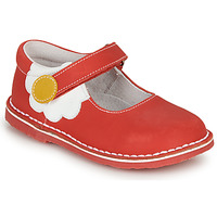 Zapatos Niña Bailarinas-manoletinas André PAQUERETTE Rojo