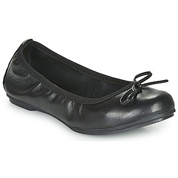Zapatos Niña Bailarinas-manoletinas André AVA Negro