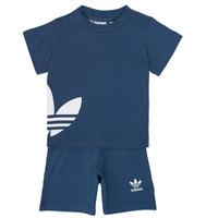 textil Niño Conjunto adidas Originals CYLIA Azul