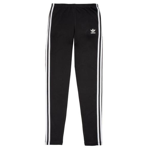 textil Niña leggings adidas Originals BRIDGER Negro