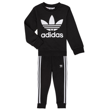 textil Niños Conjunto adidas Originals LOKI Negro