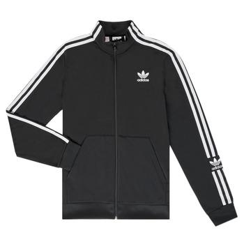textil Niño chaquetas de deporte adidas Originals MARIEME Negro