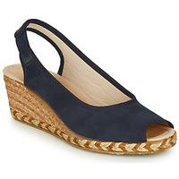 Zapatos Mujer Alpargatas Damart LORELO Marino