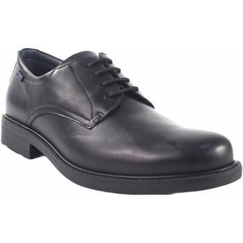 Zapatos Hombre Derbie Baerchi 1800-AE negro