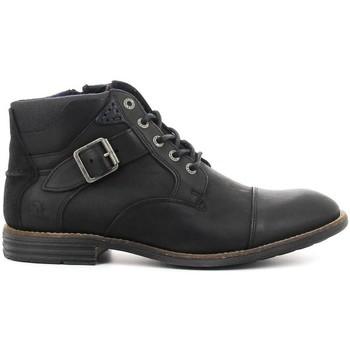 Zapatos Hombre Botas de caña baja Jooze J4973-TV76 Negro