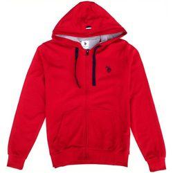 textil Hombre Sudaderas U.S Polo Assn. Logo Fleece ROJO