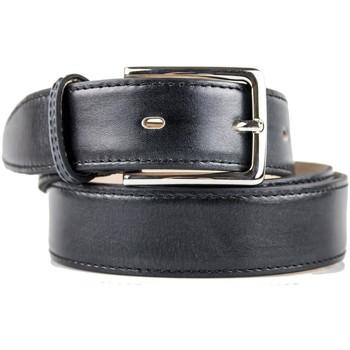Accesorios textil Hombre Cinturones Café Noir CN-UC-KCM101-blk NERO