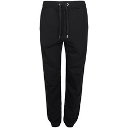 textil Hombre Pantalones de chándal Roberto Cavalli  Negro