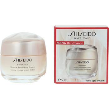 Belleza Mujer Antiedad & antiarrugas Shiseido Benefiance Wrinkle Smoothing Cream  50 ml