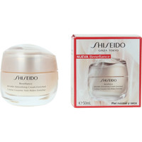 Belleza Mujer Antiedad & antiarrugas Shiseido Benefiance Wrinkle Smoothing Cream Enriched  50 ml
