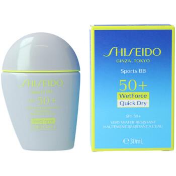 Belleza Protección solar Shiseido Sun Care Sports Bb Spf50+ medium Dark 12 Gr 30 ml