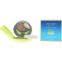 Belleza Base de maquillaje Shiseido Sun Care Sport Bb Compact Spf50+ medium  12 g