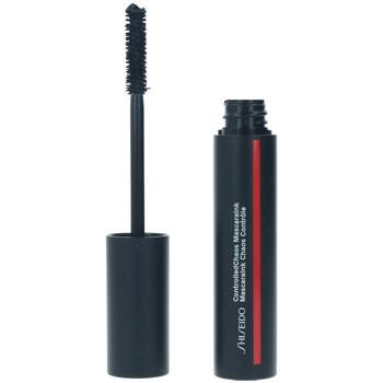 Belleza Mujer Máscaras de pestañas Shiseido Controlled Chaos Mascaraink 01-black Pulse 11,5 ml