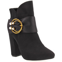 Zapatos Mujer Botines Innovation L Boot Lady Negro