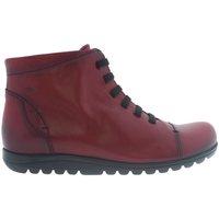 Zapatos Mujer Botines Fluchos Botines  8877 Picota Rojo