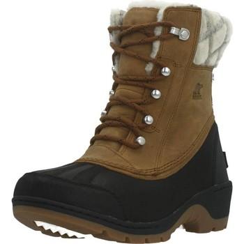 Zapatos Mujer Botas de nieve Sorel WHISTLER MID Marron