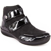 Zapatos Mujer Botines Arcopedico CHARLENE NEGRO NEGRO
