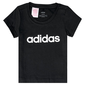 textil Niña camisetas manga corta adidas Performance NATRAZ Negro