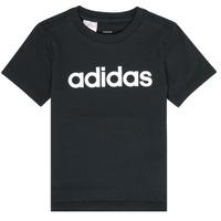 textil Niño camisetas manga corta adidas Performance NATAZO Negro