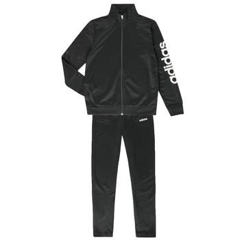 textil Niño Conjuntos chándal adidas Performance GOMEZ Negro