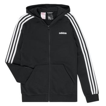 textil Niña sudaderas adidas Performance GOMELLO Negro