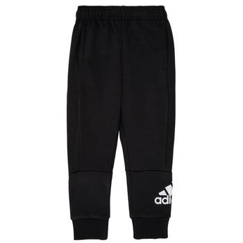 textil Niño Pantalones de chándal adidas Performance MARTA Negro
