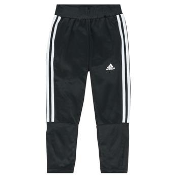 textil Niño Pantalones de chándal adidas Performance DANIELA Negro
