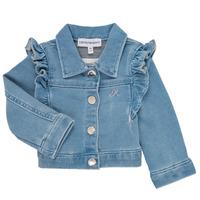 textil Niña Chaquetas / Americana Emporio Armani Aldric Azul