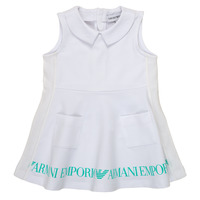 textil Niña vestidos cortos Emporio Armani Apollinaire Blanco