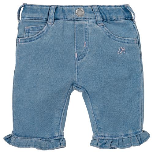 textil Niña Pantalones con 5 bolsillos Emporio Armani Arthur Azul