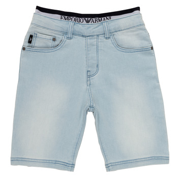 textil Niño Shorts / Bermudas Emporio Armani Albert Azul