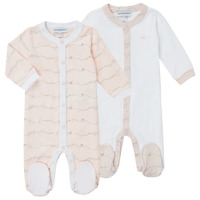 textil Niña Pijama Emporio Armani Alec Rosa