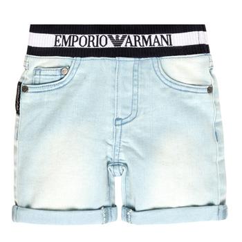 textil Niño Shorts / Bermudas Emporio Armani Ariel Azul