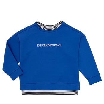 textil Niño sudaderas Emporio Armani Aurèle Azul
