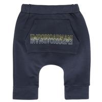 textil Niño Pantalones de chándal Emporio Armani Avery Marino