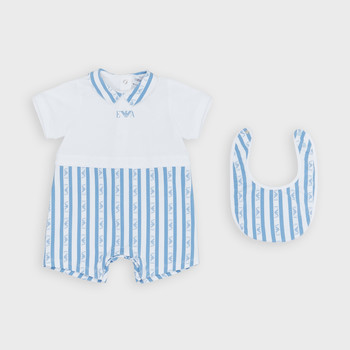 textil Niño Monos / Petos Emporio Armani Adam Azul