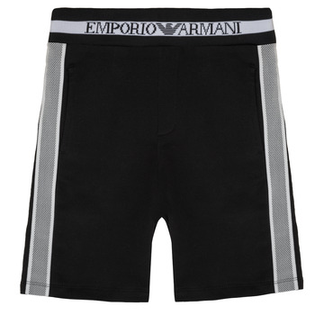 textil Niño Shorts / Bermudas Emporio Armani Aubert Negro