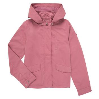 textil Niña cazadoras Only KONNEWSKYLAR Rosa