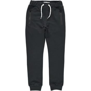 textil Niño Pantalones de chándal Name it NKMHONK Negro