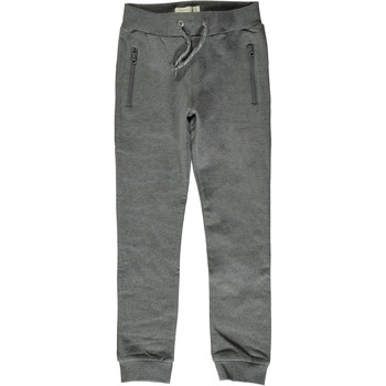 textil Niño Pantalones de chándal Name it NKMHONK Gris
