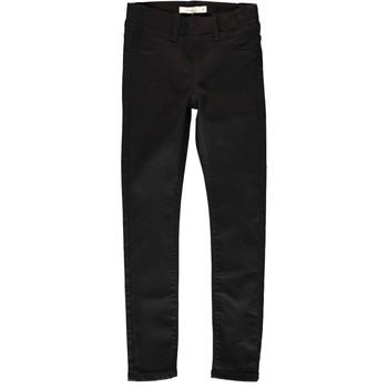textil Niña Pantalones con 5 bolsillos Name it NITTINNA Negro