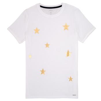 textil Niña camisetas manga corta Name it NKFBONITA Rosa