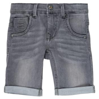 textil Niño Shorts / Bermudas Name it NKMTHEO Gris