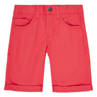 textil Niño Shorts / Bermudas Name it NKMSOFUS TWIISAK Rojo