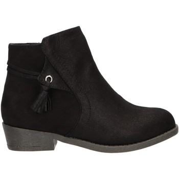 Zapatos Niña Botines Flower Girl 285983-B4600 Negro