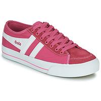 Zapatos Mujer Zapatillas bajas Gola QUOTA II Rosa / Blanco